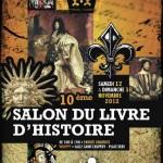 Le Salon du Livre d'Histoire - Woippy 2012.
